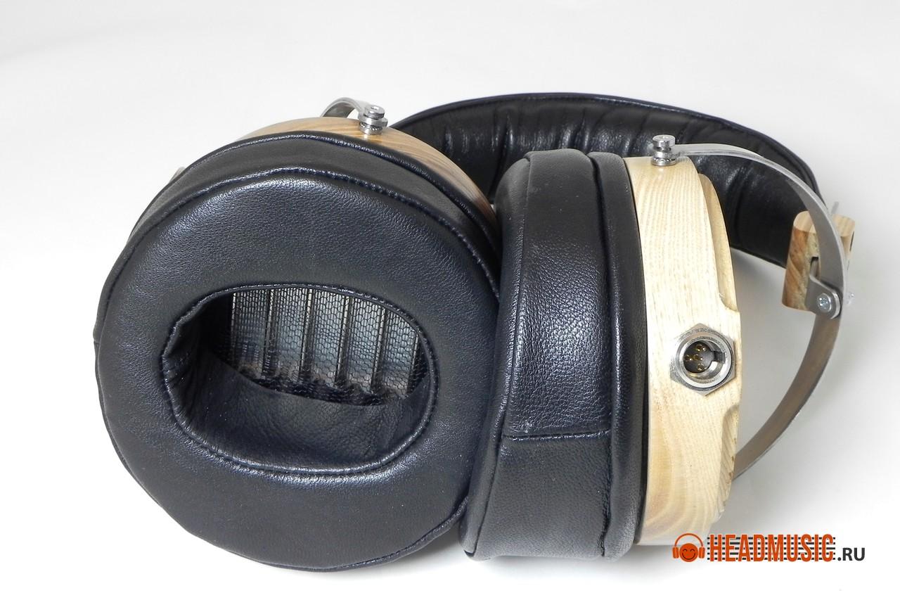 Budget open planar headphones