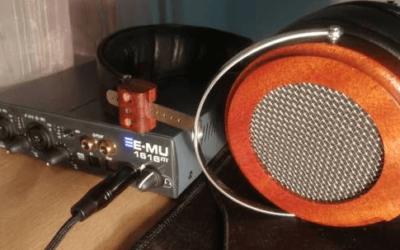 Snorry planar headphones photo