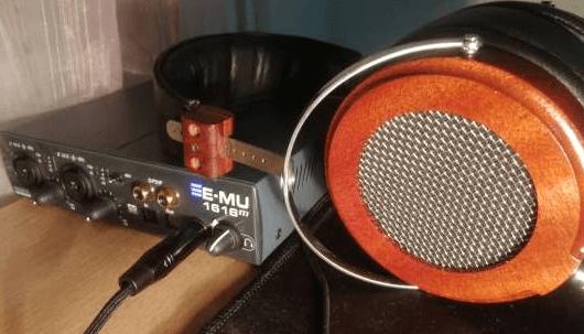 Snorry planar headphones
